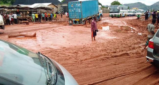 Kabba-Omuo Ekiti Traffic: FRSC Advises Motorists On Alternative Routes