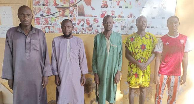 Police Arrest Five Suspected Ritualists For Murder In Kwara