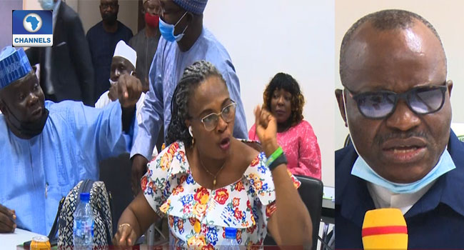 Reps And Auditor-General Disagree Over Budget Expenditures