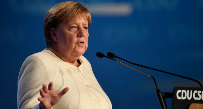 Merkel Urges Vote For 'Stable' Germany As Election Looms