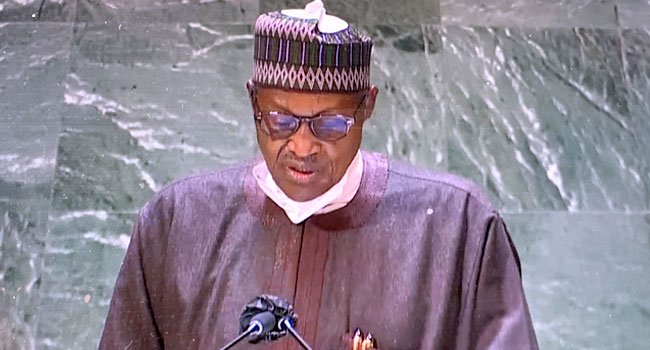Full text of Buhari's address at UN General Assembly in New York