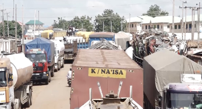 Tanker Drivers Vow To Continue Protest In Niger, Block Major Roads