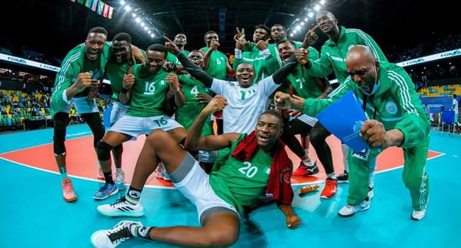 2021 Volleyball Nations Cup: Nigeria Reaches Quarter-Finals, Breaks 16-Year-Old Jinx