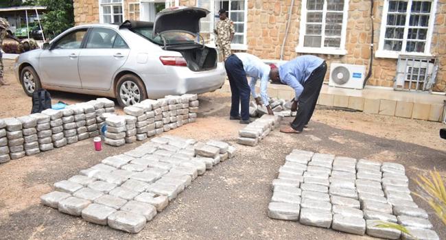 Troops Burst Drug Syndicate, Recover Illicit Substances Worth ₦7.5m