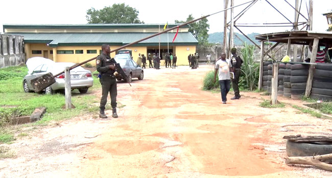114 Out Of 240 Inmates Who Escaped From Kogi Prison Recaptured