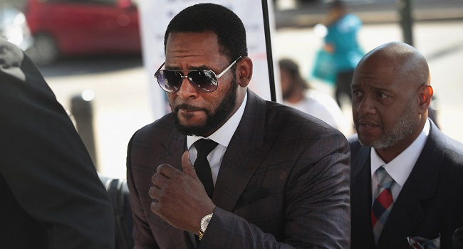 R. Kelly Conviction Offers Measure Of Justice For Long-Silenced Black Women