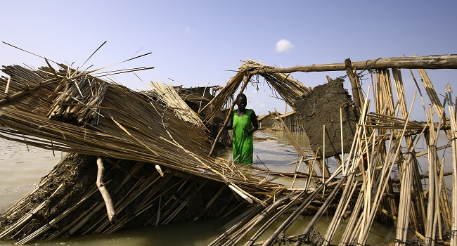South Sudanese Refugees Homeless Again After Sudan Floods