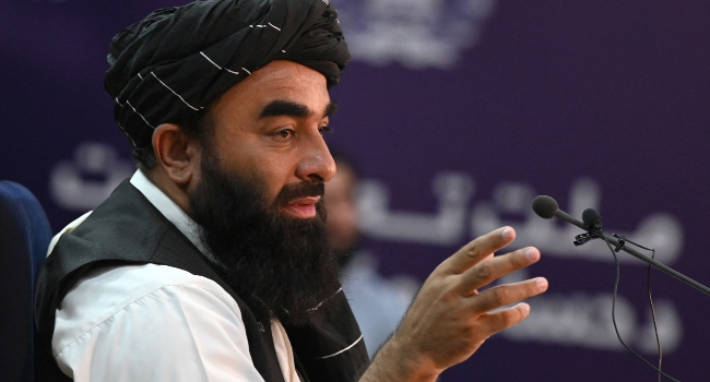 Taliban Claim Total Control Over Afghanistan