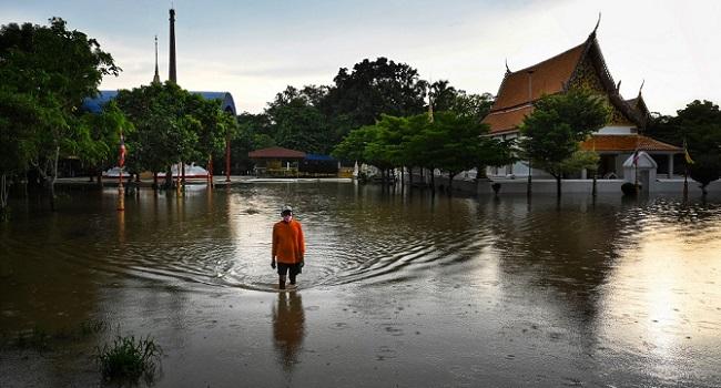 Bangkok On Alert As Flood Hits 70,000 Homes In Thailand