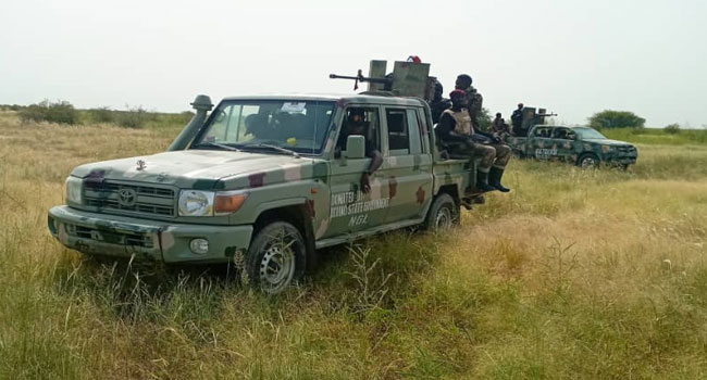 Troops Eliminate Six ISWAP Terrorists, Recover Arms