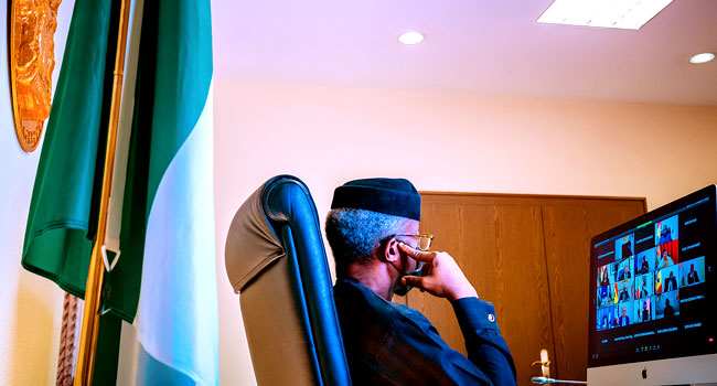 Guinea Coup: Osinbajo Seeks Strict Measures Against Nations Where Military Seizes Power