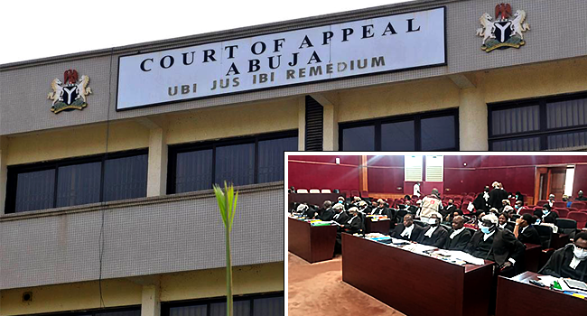 VAT Dispute: Appeal Court Orders All Parties To Maintain Status Quo