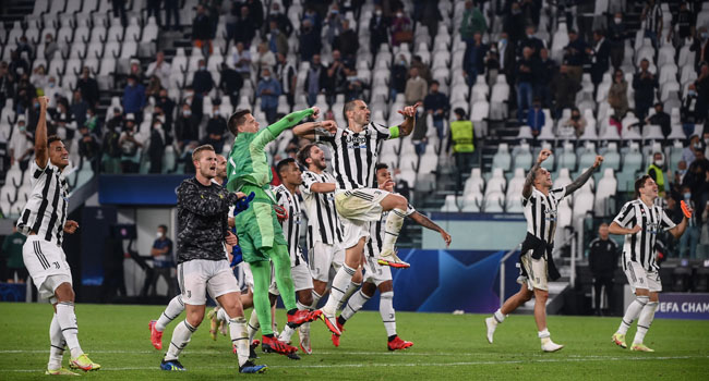Chelsea Lose To Juventus, Record Second Defeat In A Row