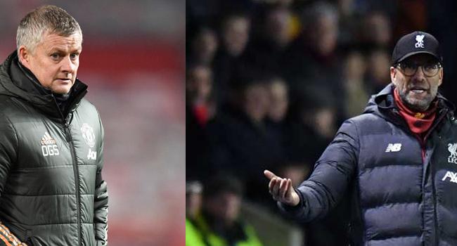 Solskjaer Blames Klopp For Man Utd Getting Fewer Penalties