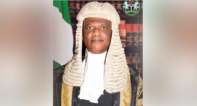 Okowa Mourns Supreme Court Judge, Samuel Oseji