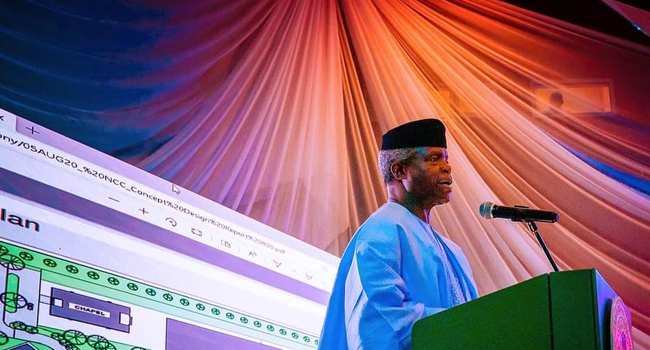 Nigeria At 61: The Vision Has Not Been Destroyed, We Are Undefeated – Osinbajo