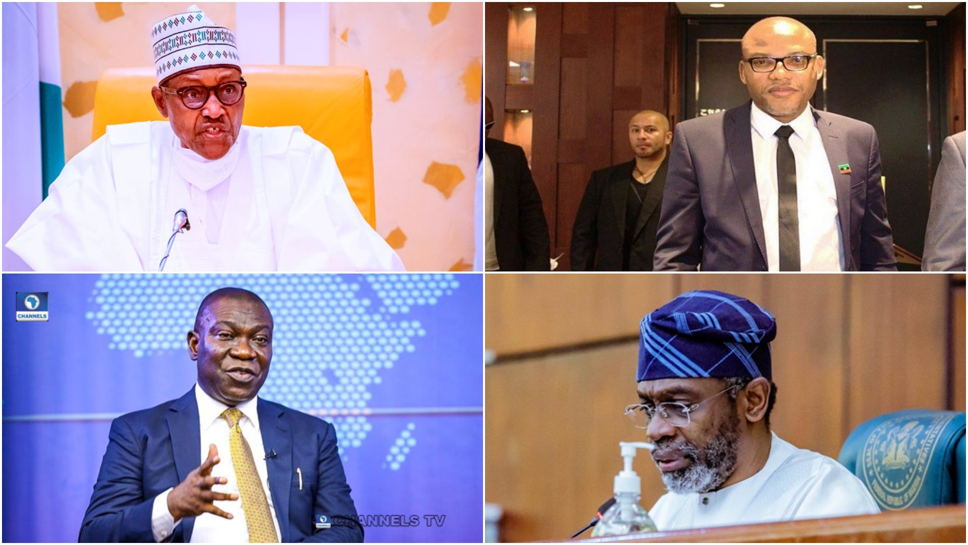 No More Selling Dollars To People Who Buy Arms To Hurt Us – Weekly Quotes – Channels Television