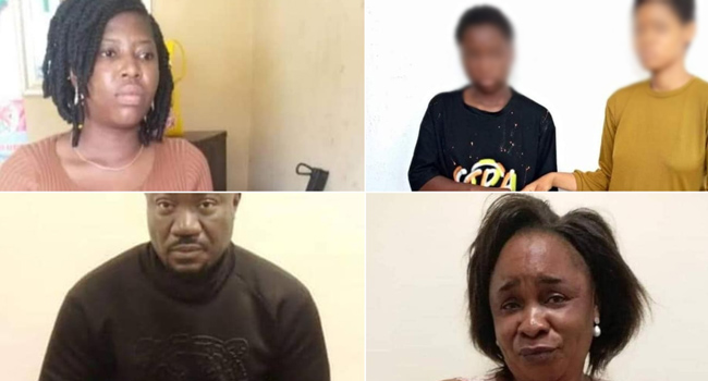 Four Arrested As NDLEA Uncovers Abuja Hotel Where Drugs Are Sold