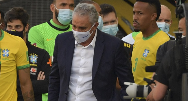 Football 'Not Above The Law', Says Brazil Coach Tite