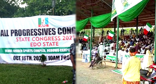 APC, PDP Hold State Congresses