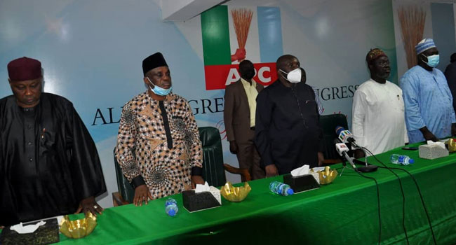 APC Inaugurates Appeal Committees For State Congresses