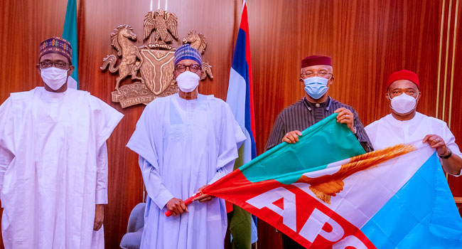 Anambra Deputy Governor's Defection To APC Long Expected – APGA