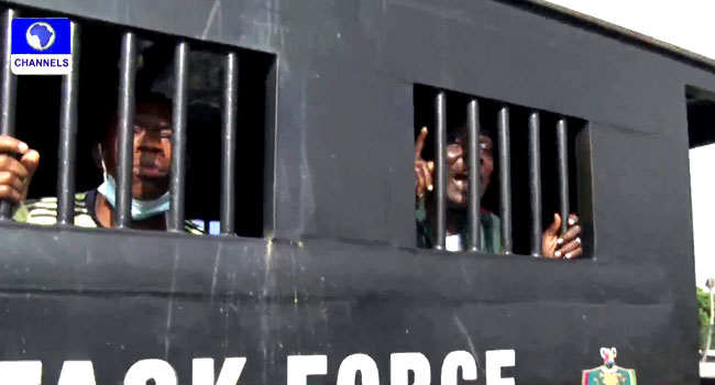 #EndSARS Memorial: I Have Ordered Release Of Persons Arrested, Says Sanwo-Olu
