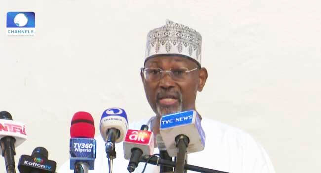 2023 Elections: Jega Calls For Electronic Transmission Of Results