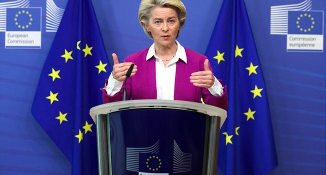 EU Has Exported 'Over 1 Billion' COVID-19 Vaccine Doses