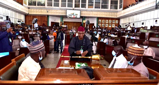 El-Rufai Presents Proposed N233bn 2022 Budget To Kaduna Assembly