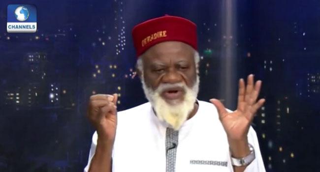 Those Claiming Anambra Election Won't Hold Are Lying, Says Ezeife