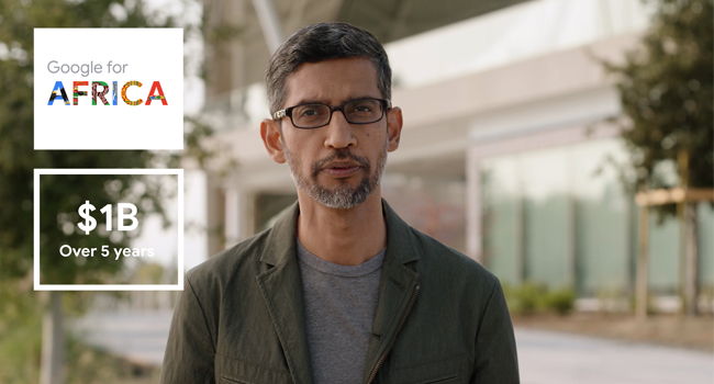 Google Announces Plan To Invest bn To Support Digital Transformation In Africa