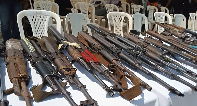 Police Parade 48 Suspects For Various Crimes In FCT