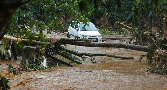 41 Die As Heavy Rains Batter Northern India
