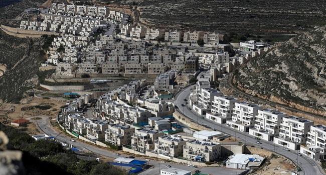 Israel Advances Plans For Over 3,000 Settler Homes