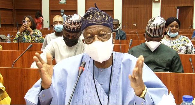 [Video]: The Next World War Will Be Caused By Fake News – Lai Mohammed