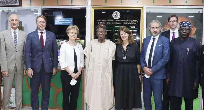 FG Hails German Govt On Repatriation Of Benin Bronzes
