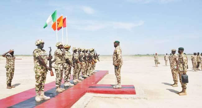 Insurgency: MNJTF To Boost Troops' Capacity In North East, Says Force Commander