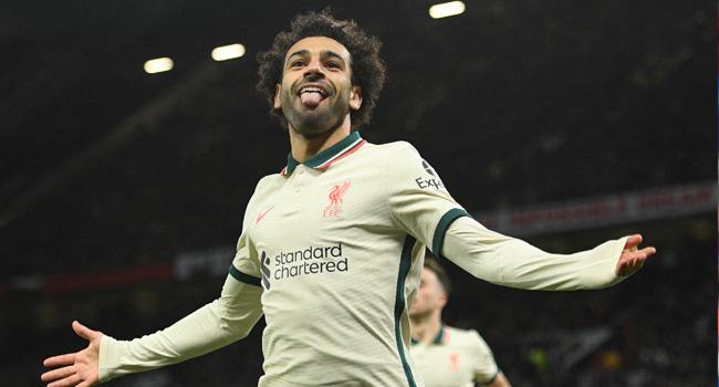 Salah Hits Hat-Trick As Liverpool Humiliate Man Utd