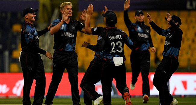 Namibia Opt To Bowl Against Scotland In T20 World Cup