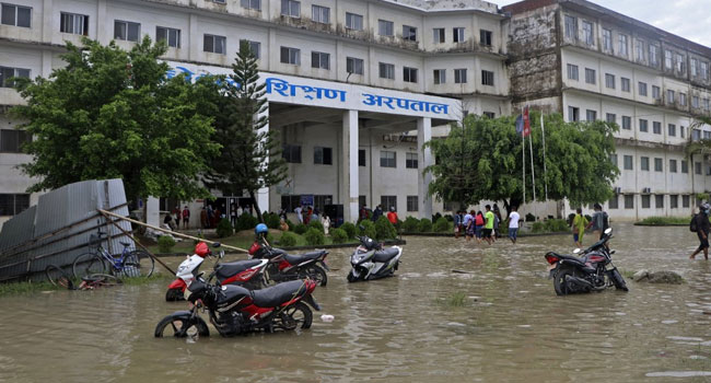 Floods, Landslides Kill 116 In India And Nepal
