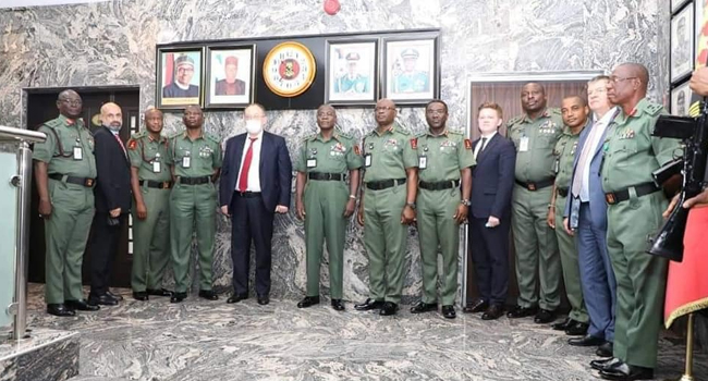 Nigerian Army Partners Russia On Acquisition Of Military Equipment