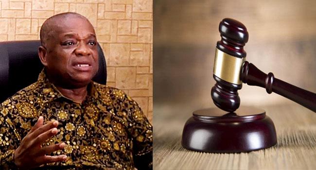 Alleged N7.1bn Fraud: FG Appeals Judgement Prohibiting Retrial Of Orji Uzor Kalu