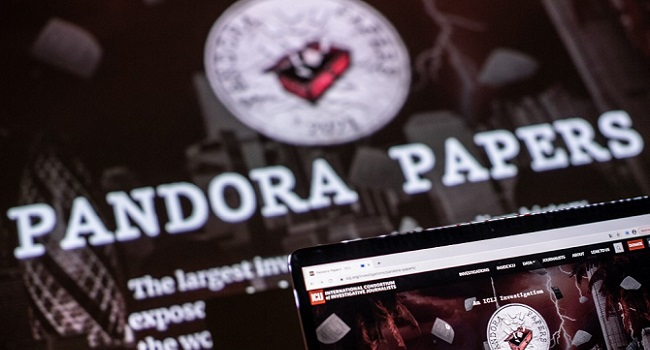 Sri Lanka Probes President's Niece Over Pandora Papers' Claims