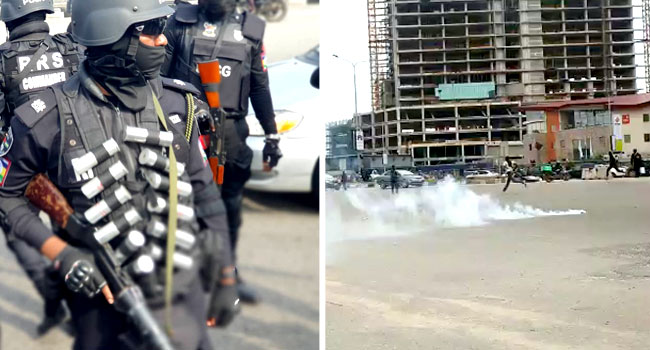 #EndSARS Anniversary: Why Police Fired Tear Gas At Lekki Tollgate – Lagos CP