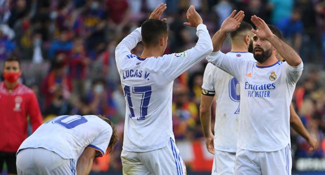 Real Madrid Beat Struggling Rivals Barcelona In La Liga – Channels Television