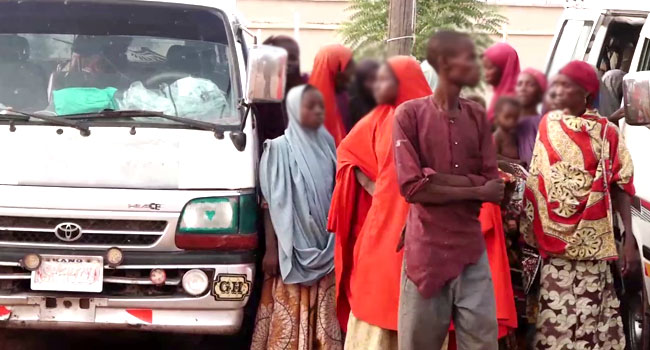 Banditry: Police Rescue 187 People From Zamfara Forest
