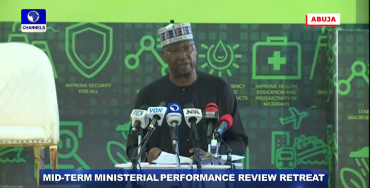 Buhari's Govt Most Productive In The Last Two Years – Boss Mustapha