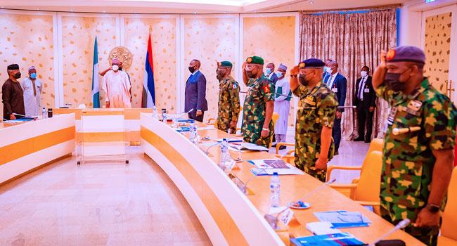 Anambra Polls: Ensure No Group, Individual Stirs Chaos, Buhari Tells Security Agencies