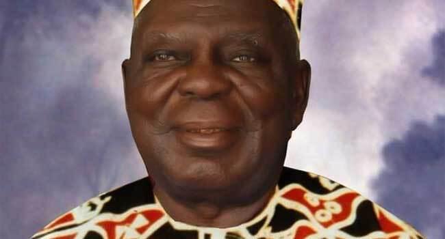Taraba Traditional Ruler Masa-Ibi Kuvyon Dies At 84